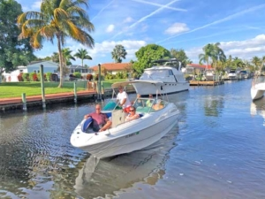 båtuthyrning cape coral boat rental Cape Coral