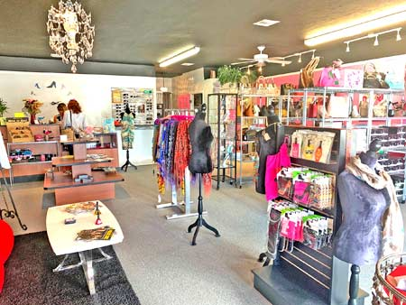Steppin' On Up Women's Boutique
